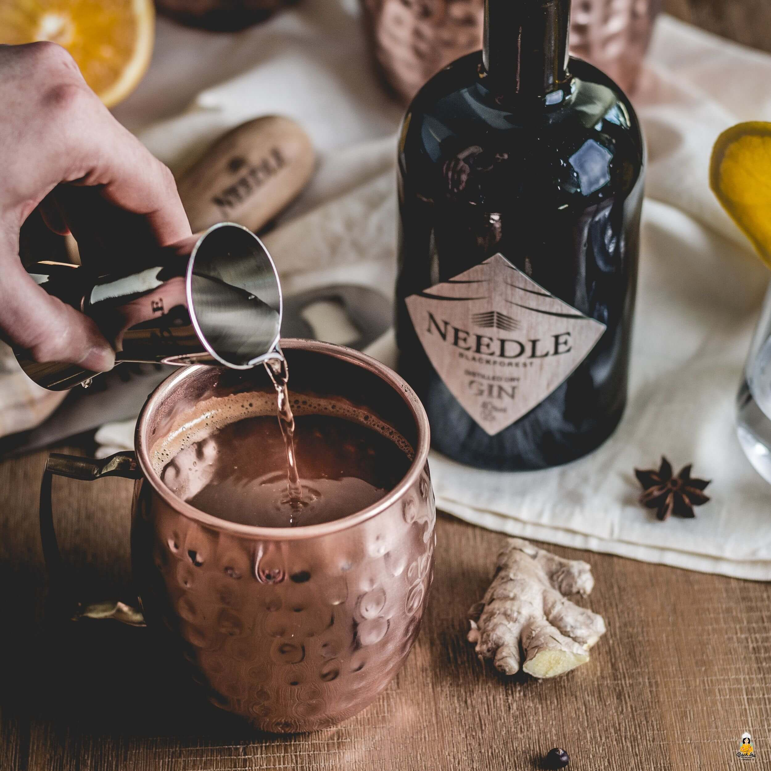 Photo of Fruity mulled gin – the alternative to mulled wine BACKINA