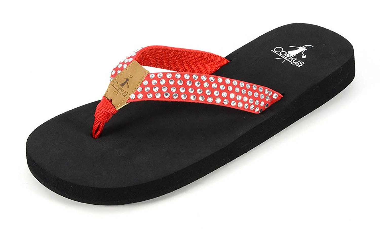 3d8e753eba3d0 Corky s Women s Tori Flip-Flop Sandals     Read more at the image link