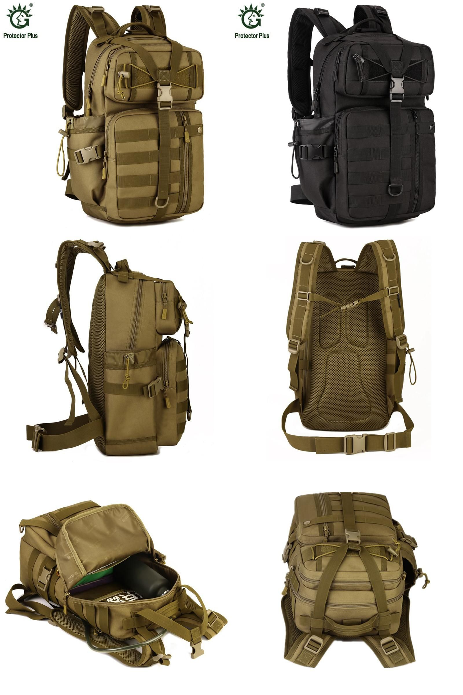 0fa27762c6  Visit to Buy  Men Military Backpacks Male Multifunction Nylon Casual  Travel Rucksack Women Laptop