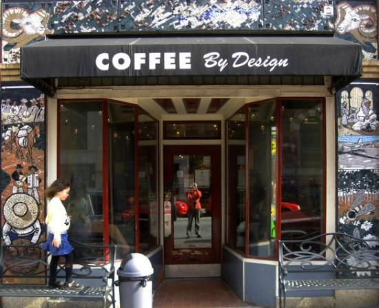 Coffee By Design Coffee House Cafe Coffee Design Design