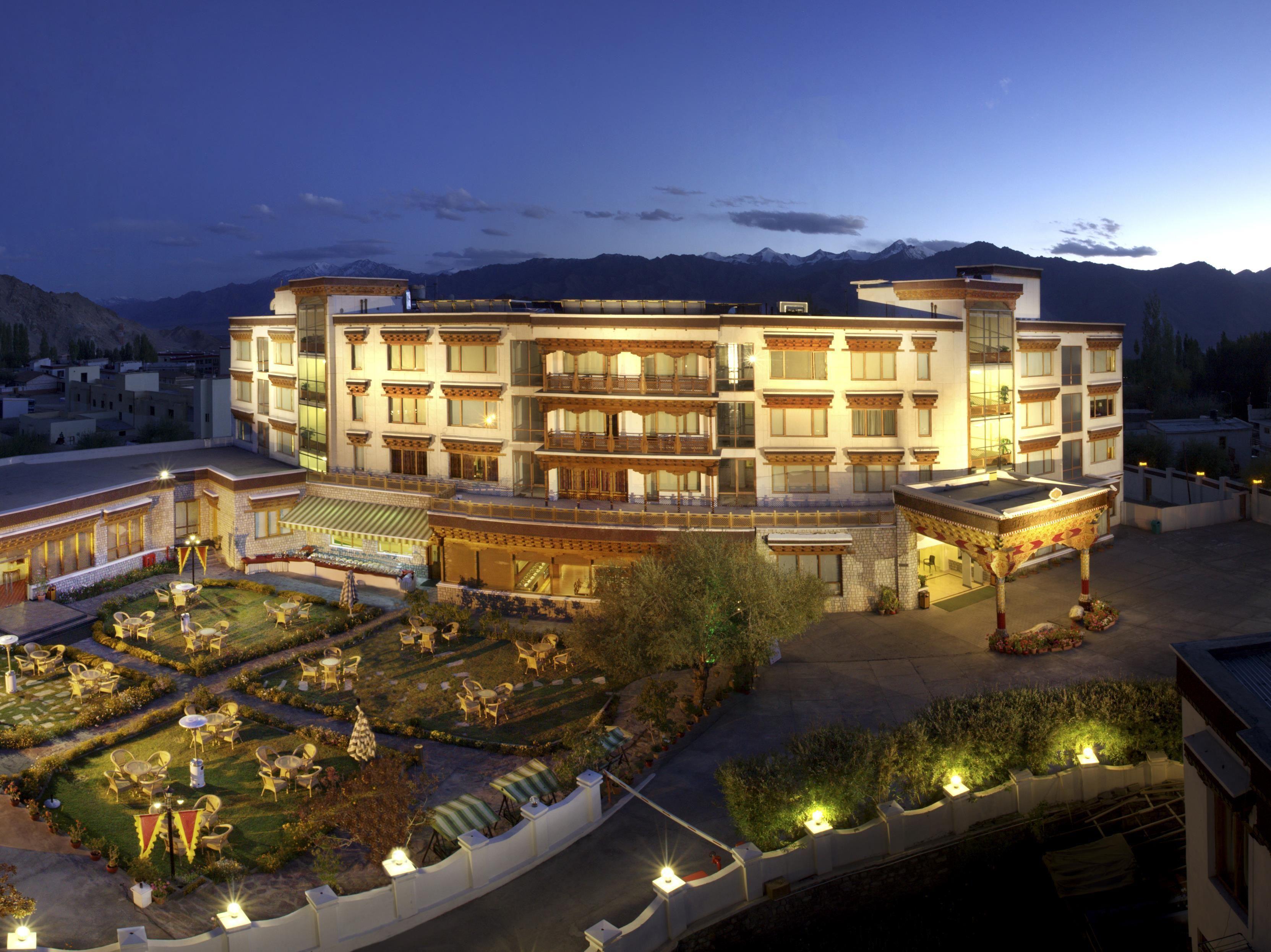 Leh The Grand Dragon Hotel India, Asia The Grand Dragon