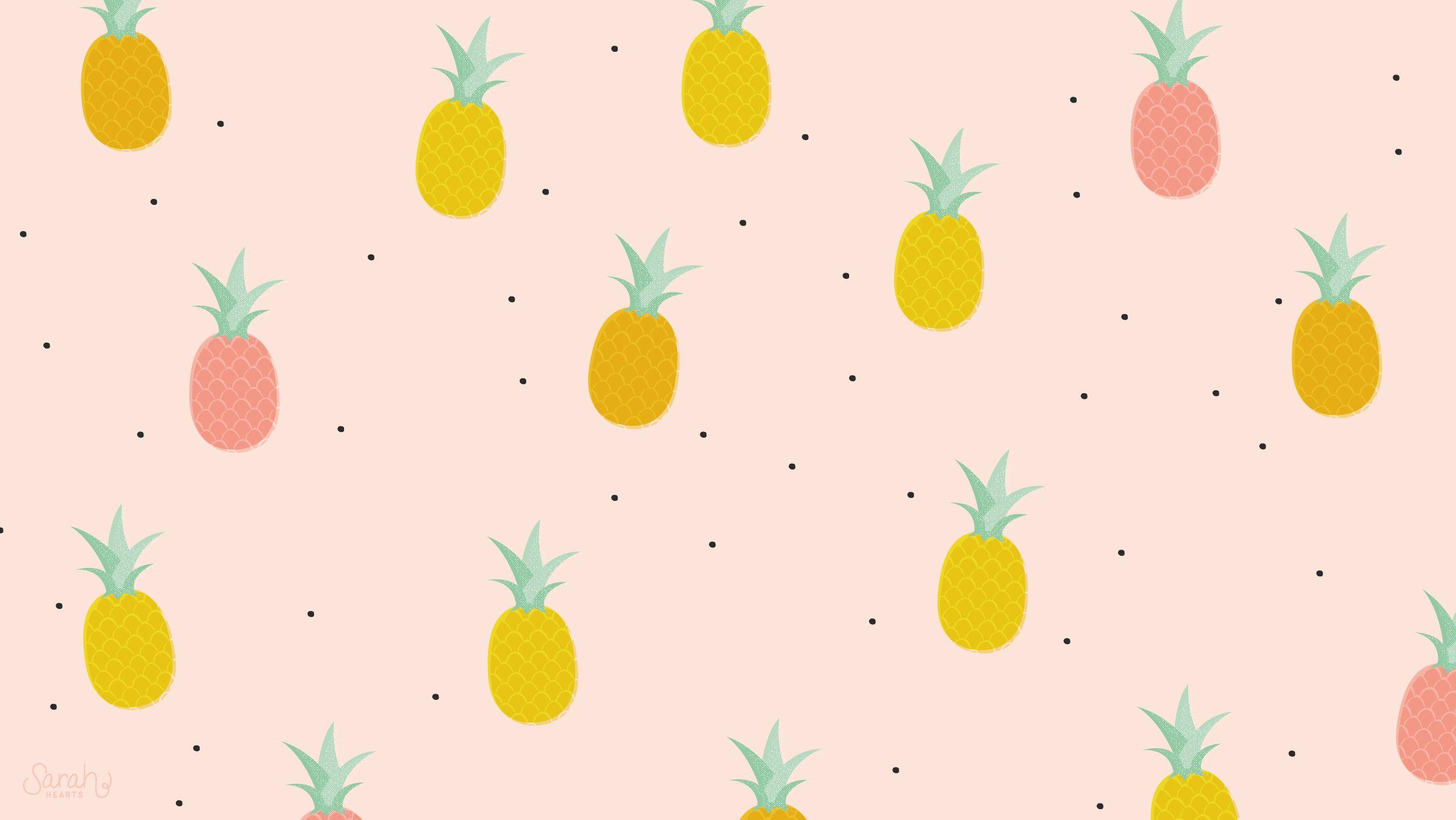 pineapple desktop wallpaper - photo #30