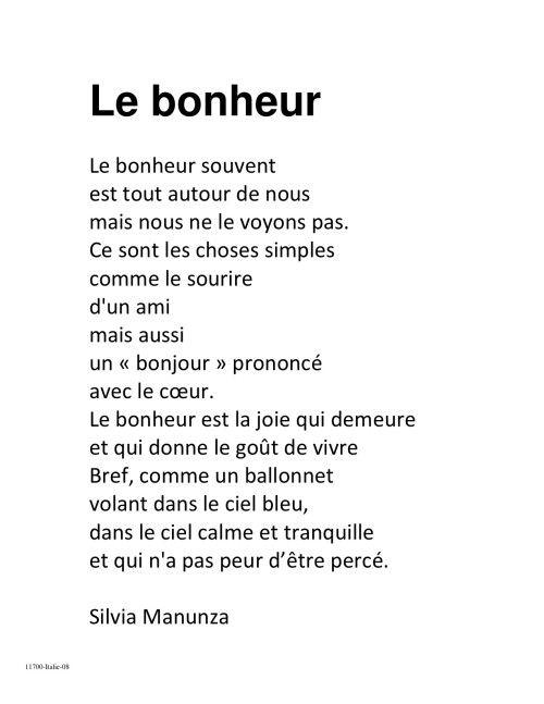 Poemes Pour Jeunes Google Search Poeme Francais Et