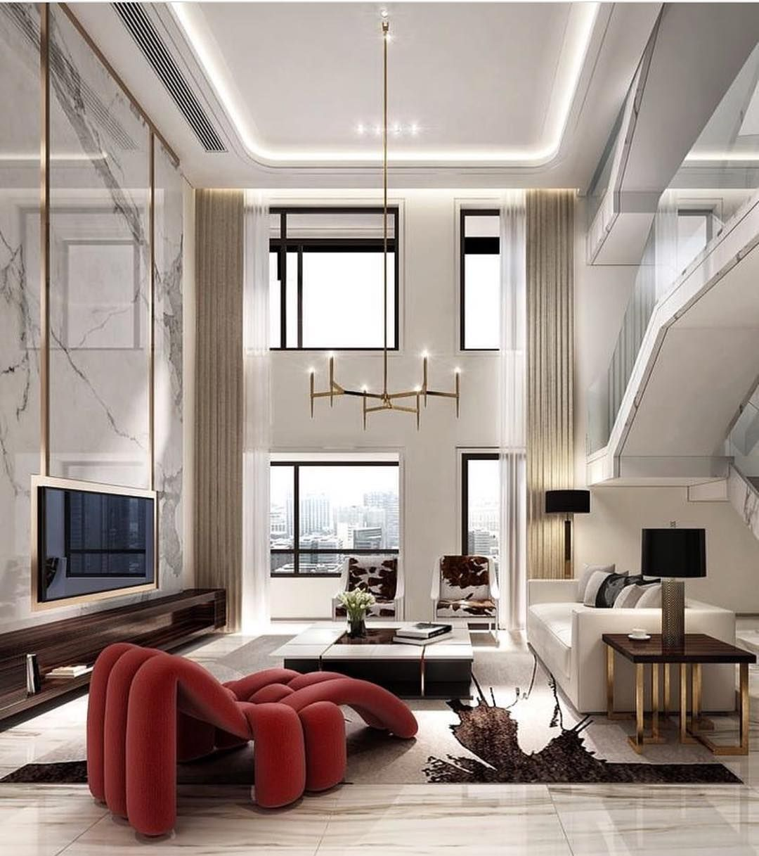 51 Modern Living Room Design From Talented Architects: 15.9k Likes, 404 Comments