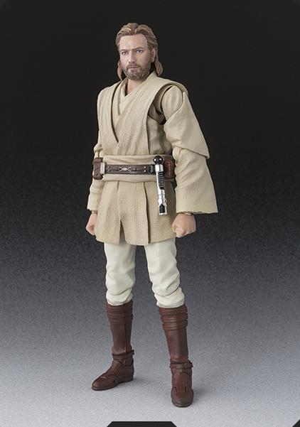 S H Figuarts Obi Wan Kenobi Episode Ii Vaisseau Star Wars Obi Wan Star Wars