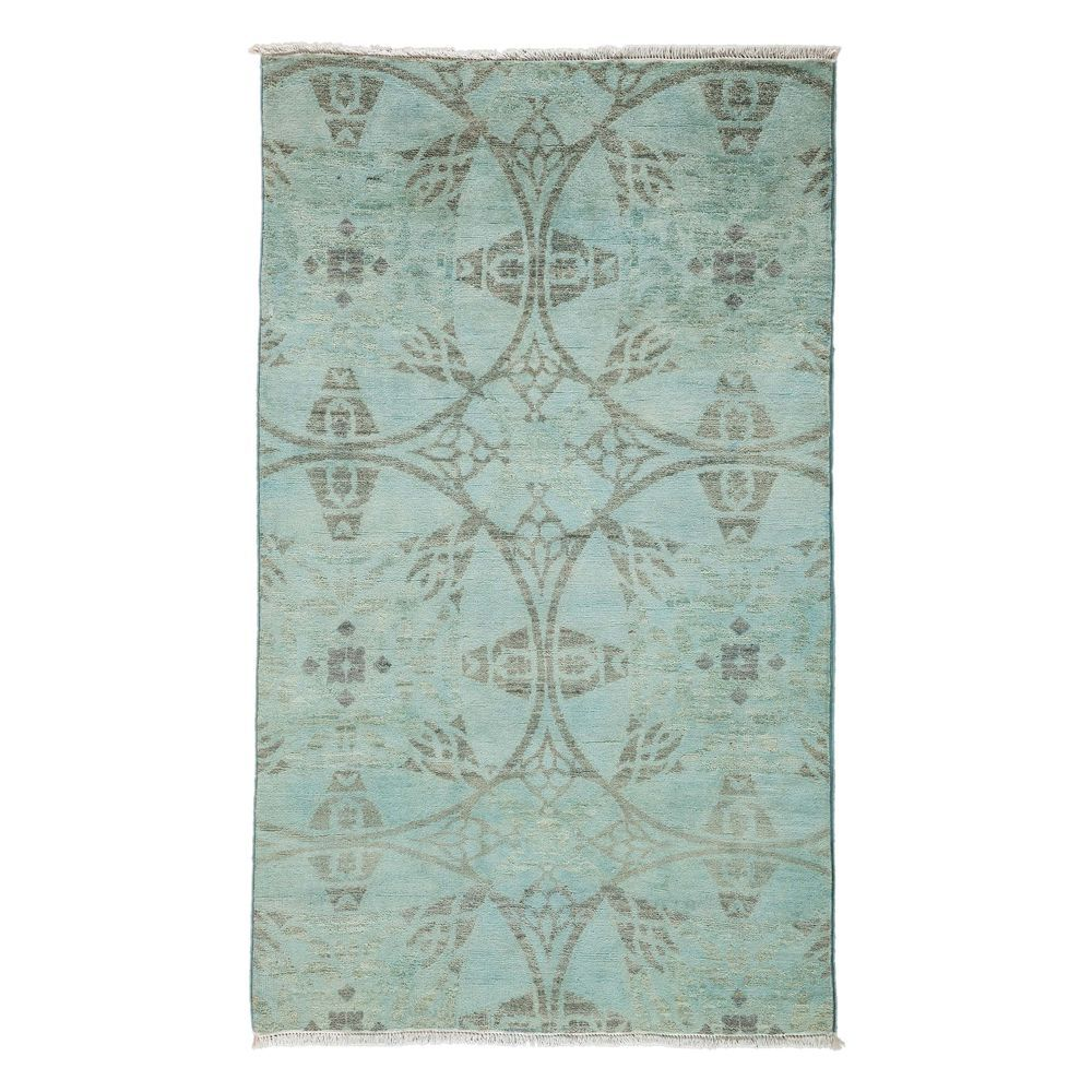 """Vibrance Collection Oriental Rug, 3'1"""" x 5'2"""""""