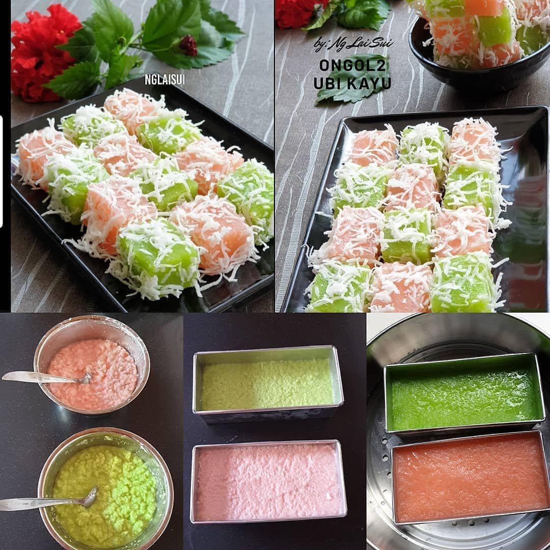 700gr Ubi Kayu Singkong Yg Sdh Di Parut Halus Resep Makanan Ide Makanan Makanan Dan Minuman