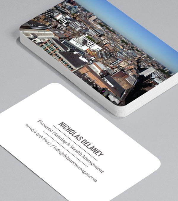 Customisable Business Cards Design Templates Moo Uk Business Card Design Business Card Template Design Event Planning Timeline