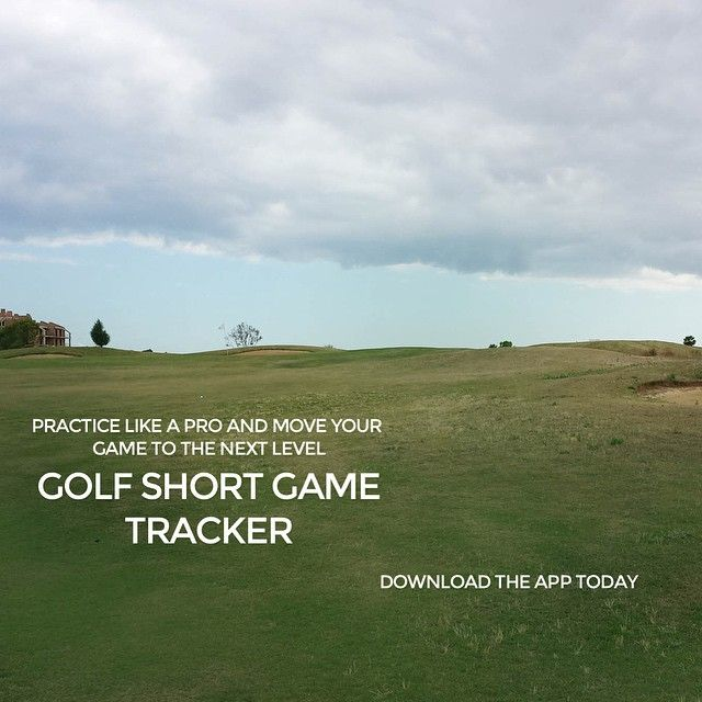 Practice like a pro and hit iT closer every time! Download at http://golfshortgametracker.com