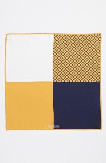 J.Z. Richards Silk Pocket Square available at #Nordstrom #pocketsquares