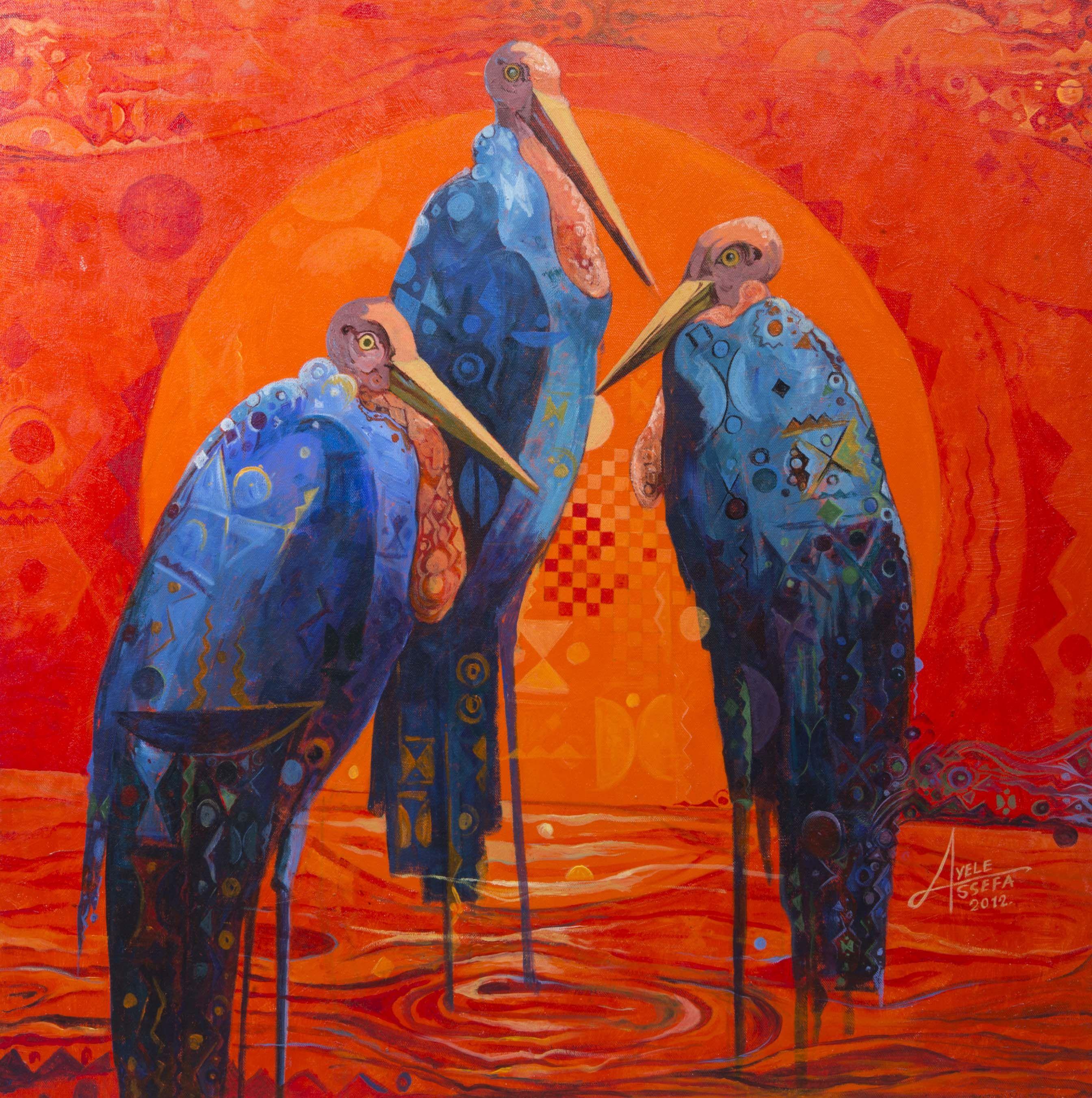 Pin en Pintura Contemporánea