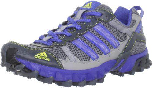 adidas Women's Thrasher Trail Running Shoe,Tech Grey/Lab Blue/Lab ...
