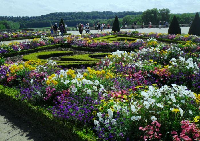 Versailles Garten Schöne Gärten Bilder