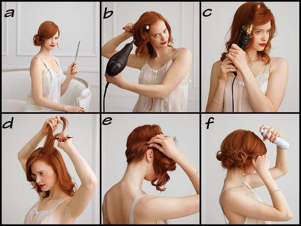 Enjoyable 1000 Images About Wedding Hairstyles On Pinterest Bride Short Hairstyles For Black Women Fulllsitofus