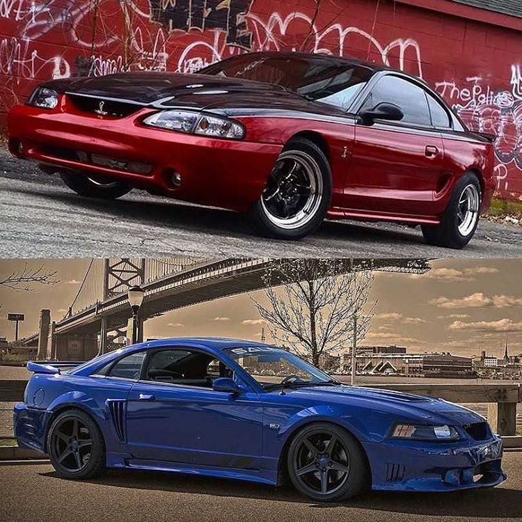 A Sn95 New Photo Car Love mustang Mustang Edge Instagram Or