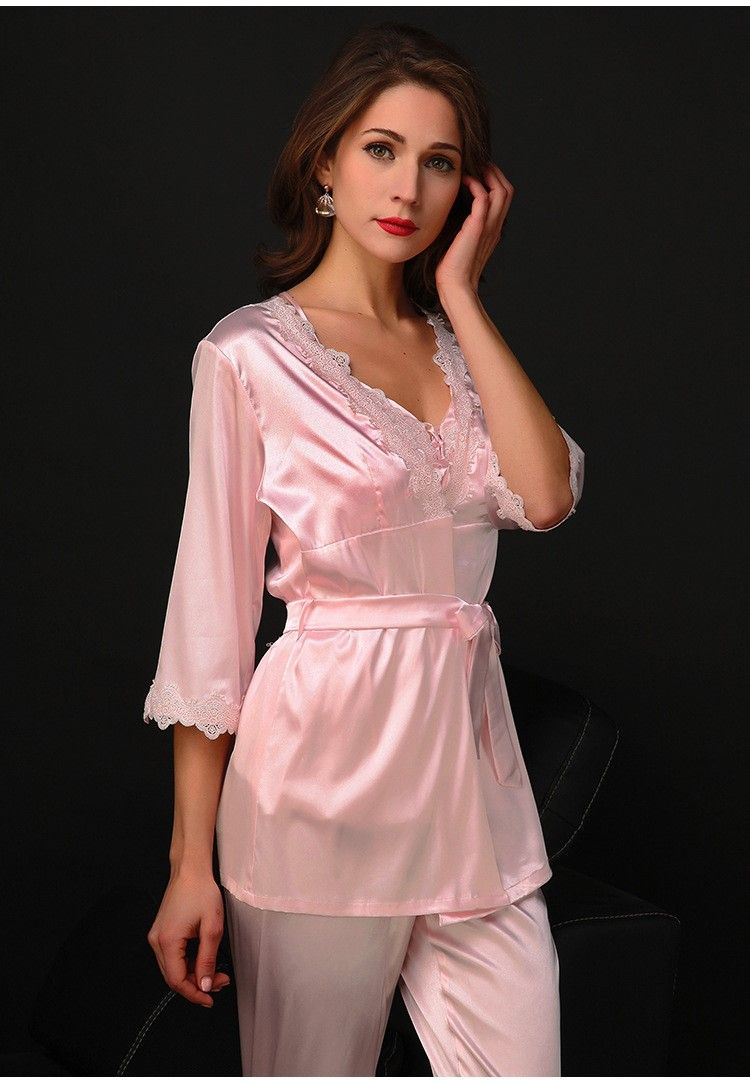 Women s silk robes silk pajamas silk nightgowns silk nighties silk  sleepwear silk nightwear silk chemise camisole (1363) 881775243