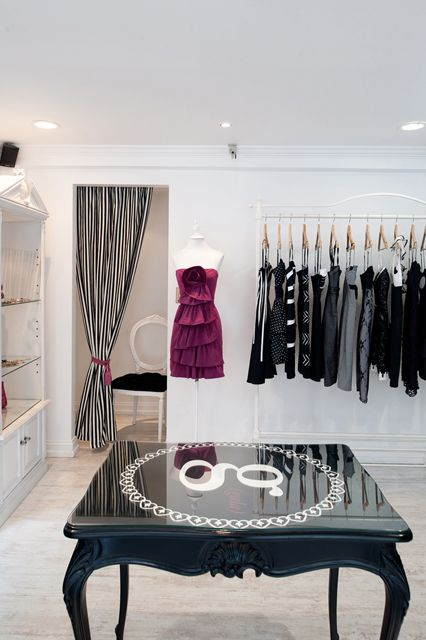 probadores / fitting rooms | stores probadores / fitting rooms