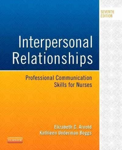Interpersonal Relationships Professional Communication Skills For Nurses Interpersonal Relationship Communication Skills Interpersonal