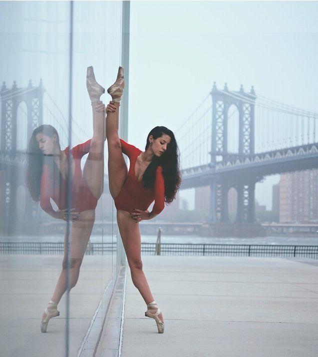 #ballerina #ballet #flexibility #elegant #fitness #fitnessmotivation