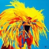 Phyllis Diller (prints available)