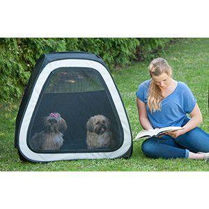 Fabric Pet Tent