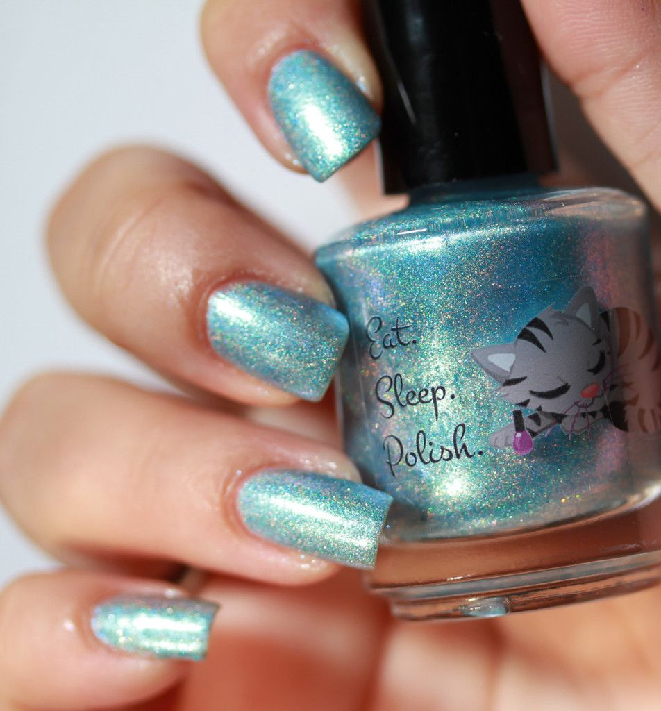 Eat Sleep Polish Let It Go Cruelty free nail polish