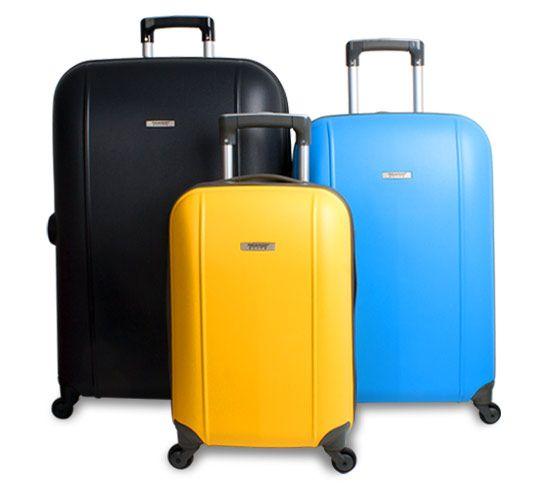 Landau Sacamoto :: Travel Luggage & Accessories :: Ricardo Beverly Hills, Via Rail Canada, International Traveler, Maple Leaf, Over Land, Ca...