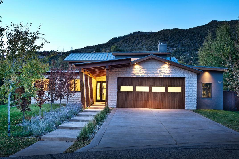 #contemporary #exterior #architecture #interiordesign Riverside - Lanthia Hogg Designs