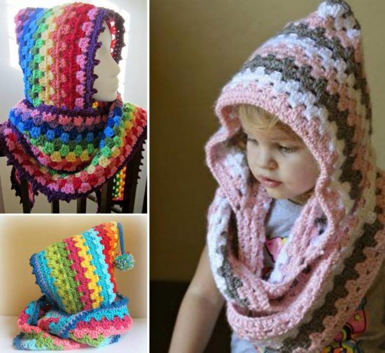 Crochet Hooded Cowl Pattern All The Best Ideas Video Tutorial ...