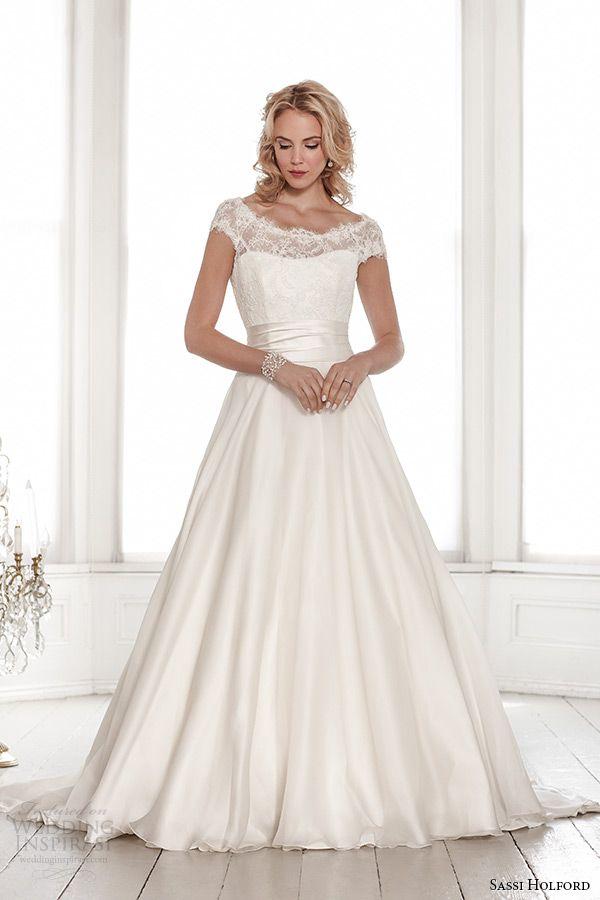 Sassi Holford 2015 Wedding Dresses — Signature Bridal Collection ...