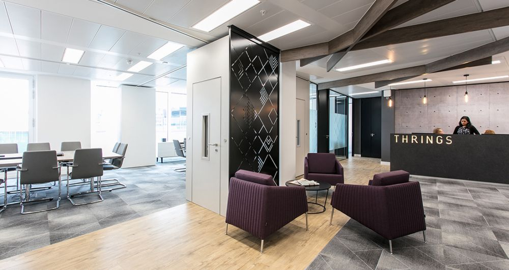 A look inside thrings new london office画像あ゚