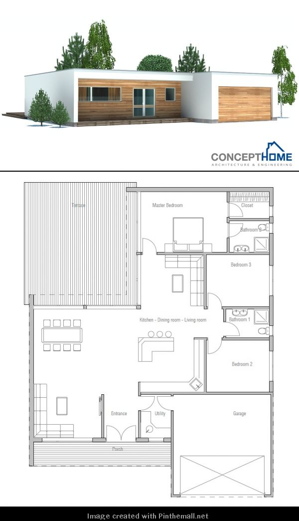 House Plan CH167