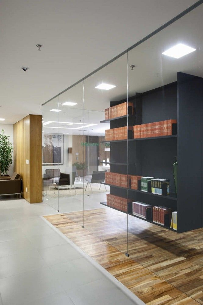 law office interiors. BPGM Law Office :: FGMF Arquitetos Interiors O