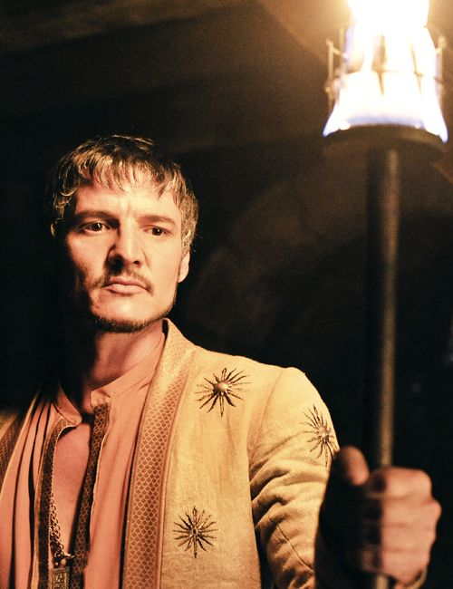 """I will be your champion."" - Oberyn Martell - Game of Thrones"