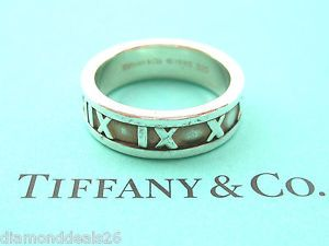 Electronics Cars Fashion Collectibles Coupons And More Ebay Tiffany Co Roman Numeral Ring Silver