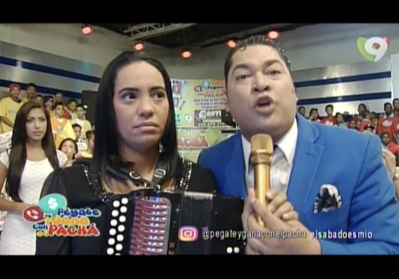 El Pachá Presenta A Raquel Arias En Exclusiva Cantando Dios Es Todo Para Mi