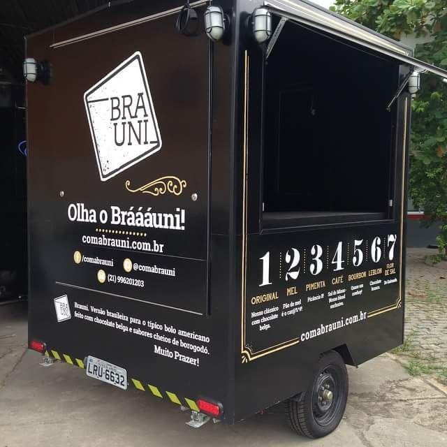 o mercado de food truck esta em grande expansa o por todo brasil e a santiago carretas
