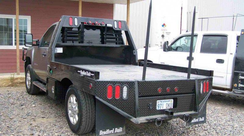 Bradford Built Spear Bed In Truck Beds Truck Bed Trucks Baling