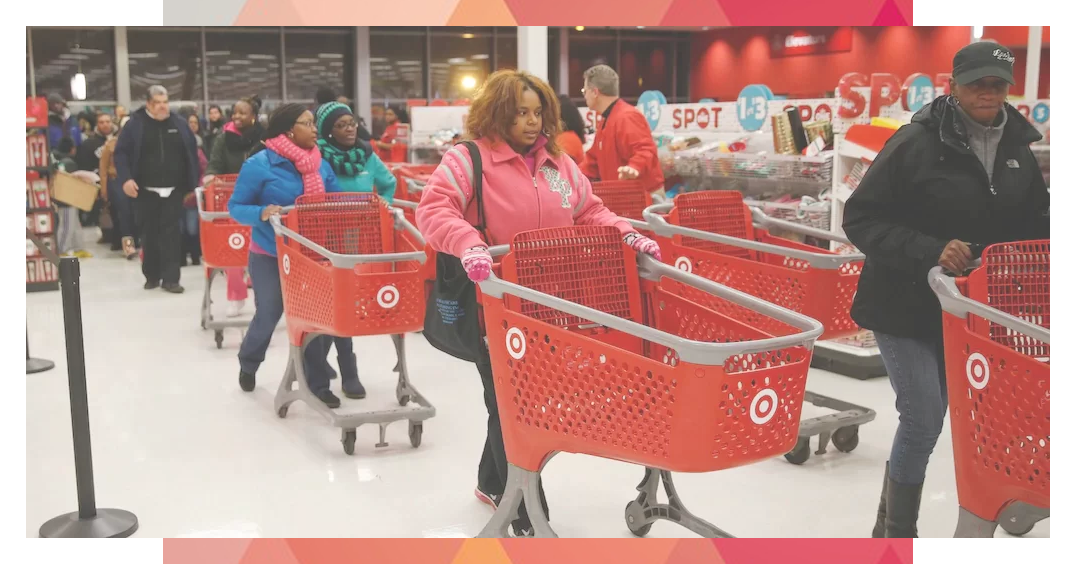 Target slips 7 after a weak holiday season forces it to
