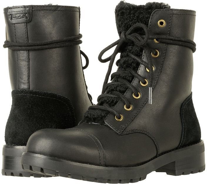 ad1c20f2929 UGG Kilmer Exposed Fur Women's Boots | Products | Boots, Uggs, Shoes