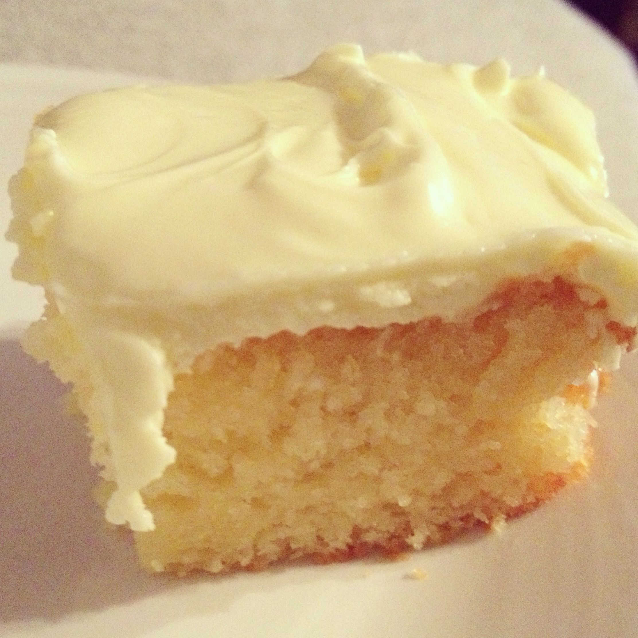 Lemon cake recipes from scratch easy