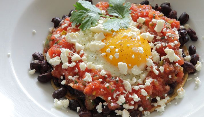 Huevos rancheros makes the perfect fat loss plate httpswww healthy cooking forumfinder Choice Image