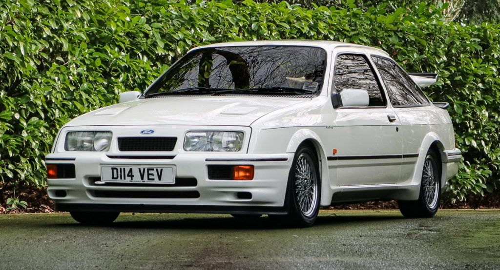 Prototype Sierra Rs500 Cosworth Is The Holy Grail Of The Fast Ford