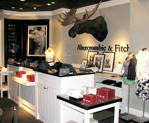 abercrombie and fitch store interior design - Google Search