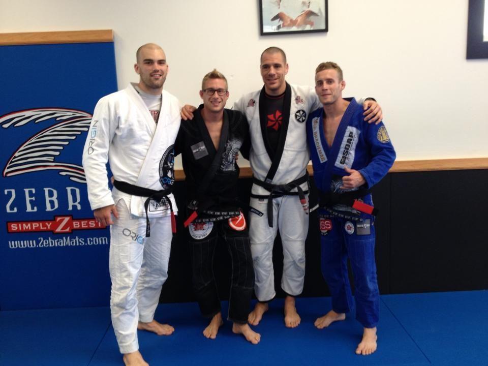 Adamson Bros get their black belts!! GRACIE MAG Adamson Bros Brazilian Jiu Jitsu   Seaside BJJ   orbjj.com   30 Days Free! Building Life Champions