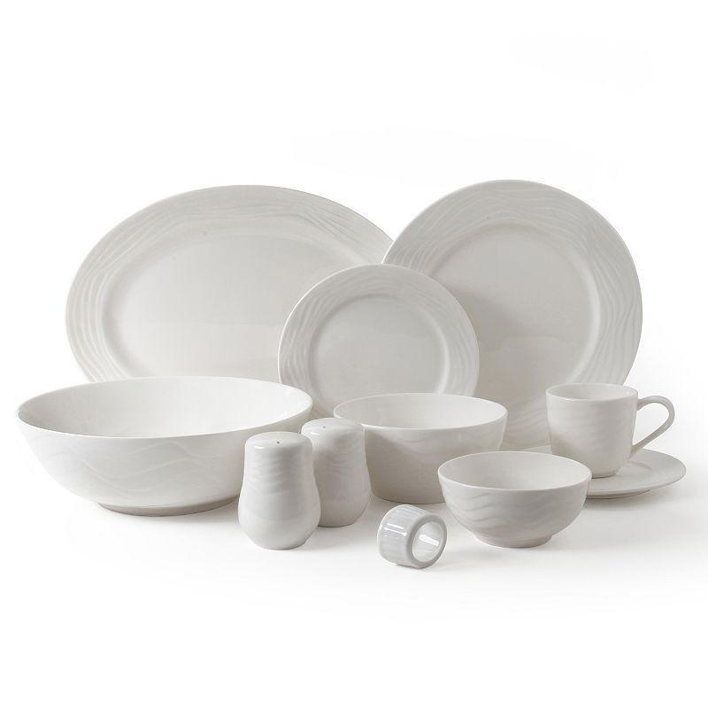 SONOMA Goods for Lifeâu201e¢ Horizon 40-pc. Dinnerware Set White  sc 1 st  Pinterest & SONOMA Goods for Lifeâu201e¢ Horizon 40-pc. Dinnerware Set White ...