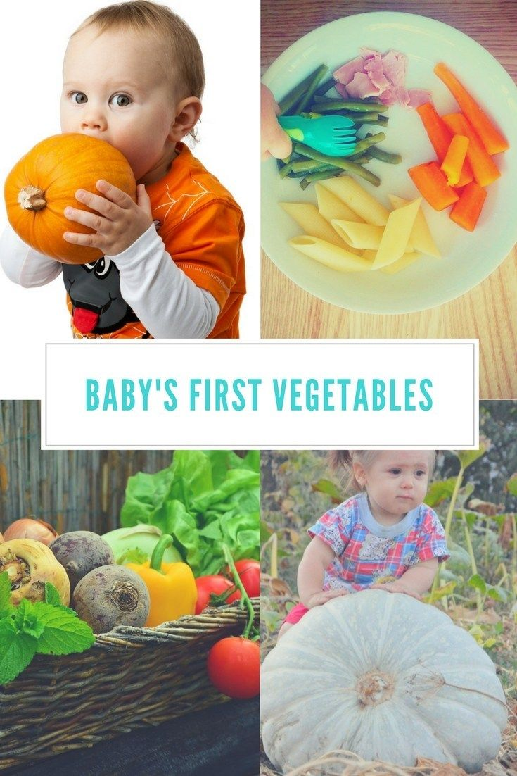 What vegetables I can introduce to my baby?   Baby first ...