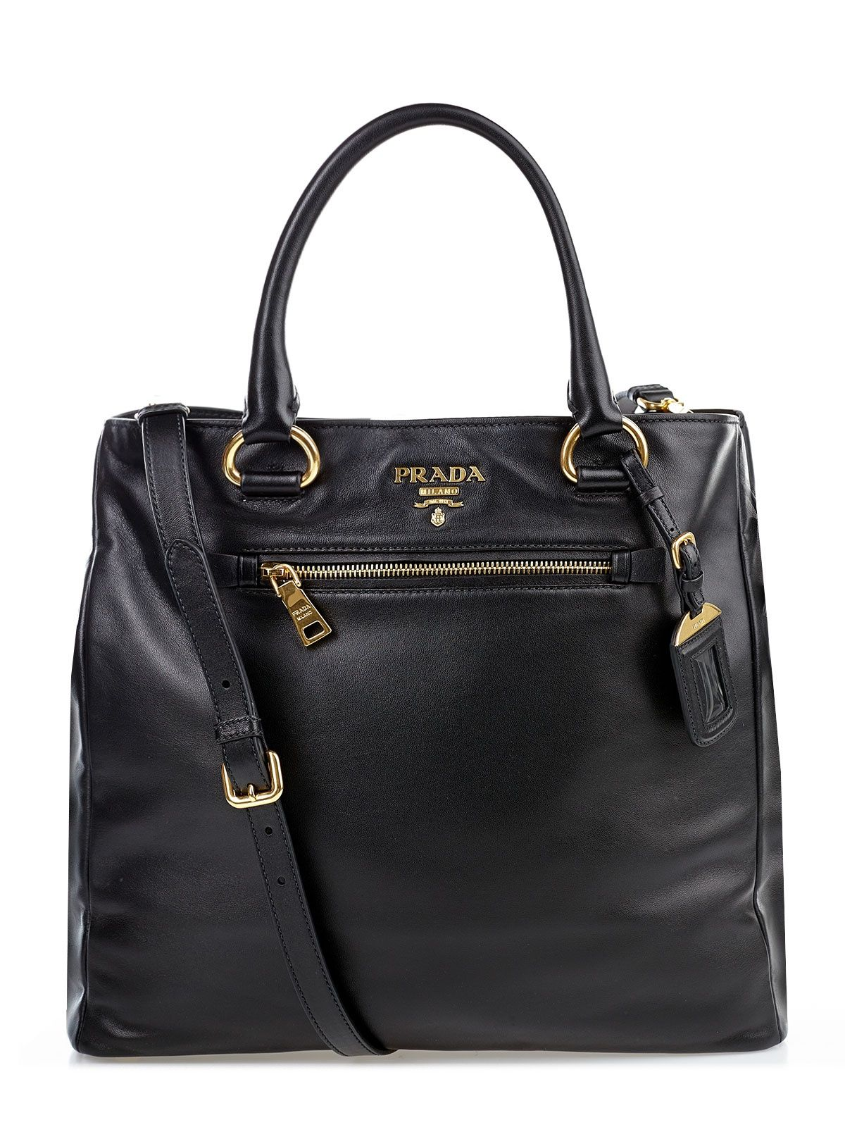 a473d05ffab2 Pin by Boutique On 57 on Designer handbags   Prada bag, Prada bag black,  Prada