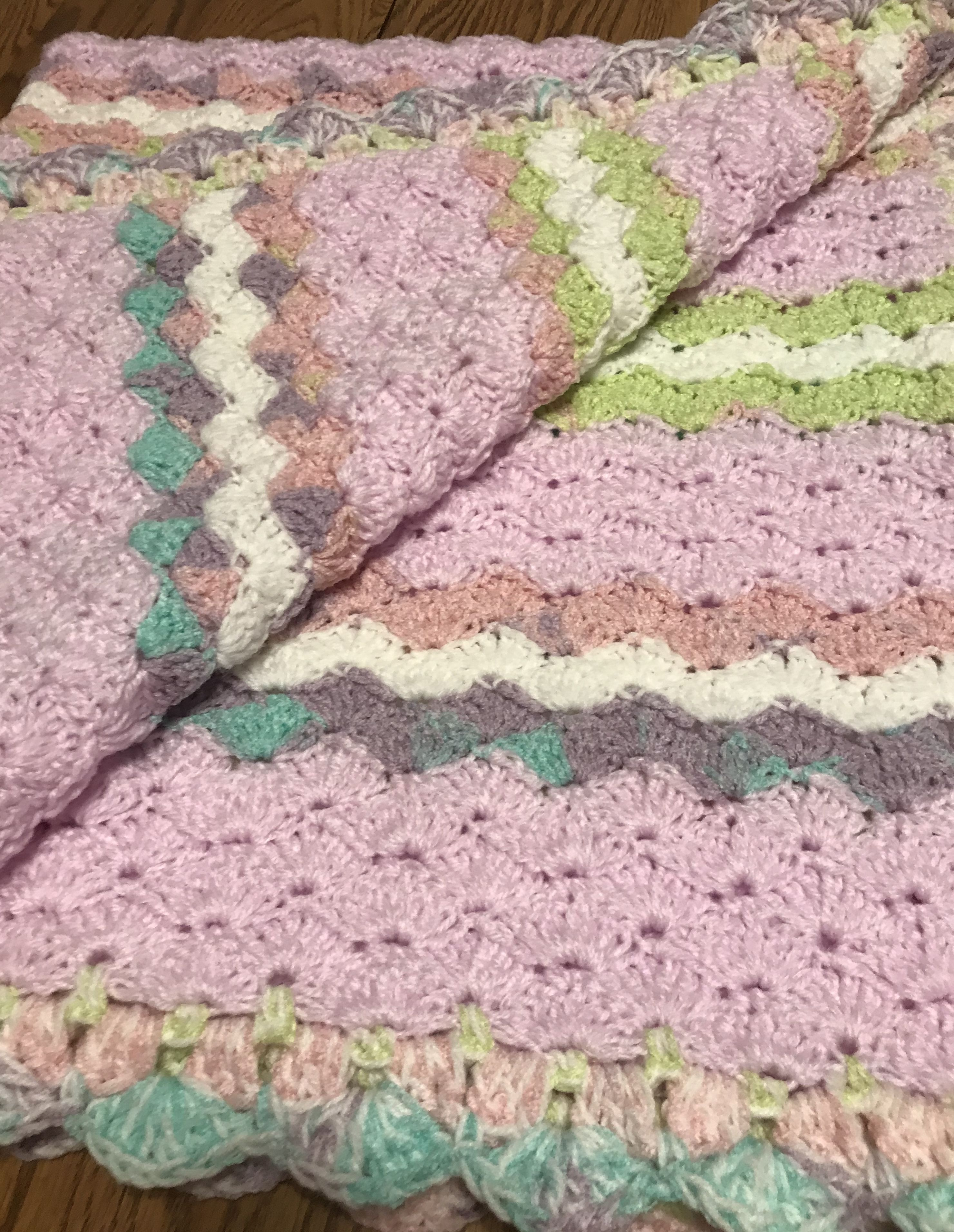 Pin by marilyn widmer on blankets for baby in pinterest blanket