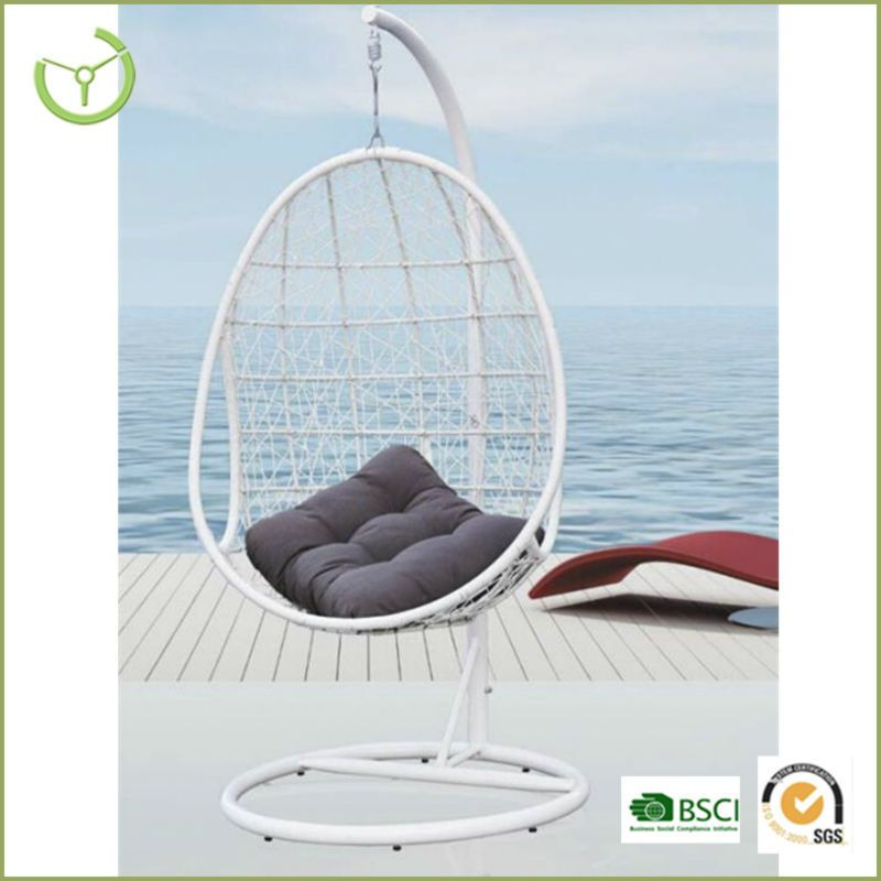 Hanging Swing Chair Rattan Outdoor Furniture Egg Shape